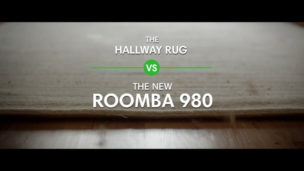 Roomba-980-VS-The-Hallway-Rug